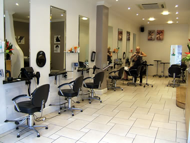 fire extinguishers for hair salons